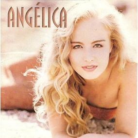 Cd Angelica - 1997 - Lacrado
