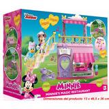Minnie Mouse Daisy Restaurant Resto Magico Sonidos En Smile