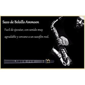Saxo De Bolsillo Ammoon -pocket Sax- Tipo Xaphoon