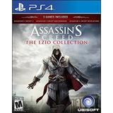 Assassin's Creed La Colección Ezio - Playstation 4