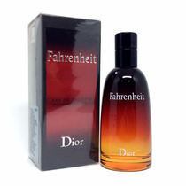 Dior Fahrenheit 50ml Masculino | Lacrado E 100% Original