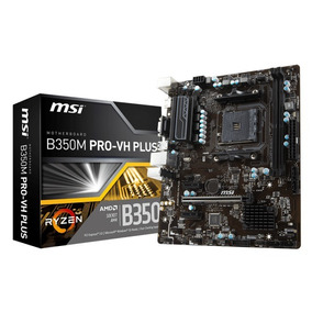 Motherboard Msi B350m Pro-vh Plus Am4 Local Venex