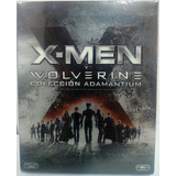 X-men Y Wolverine Coleccion Adamantium Bluray