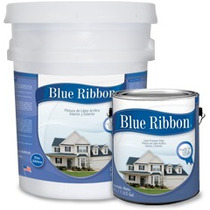 Pintura Latex Mate 1 Cubeta Blue Ribbon Durango