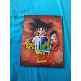 Dragon Ball Z Universe Novo + 20 Figurinhas! Frete Grátis