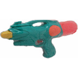 Pistola De Água 100% Lindas 35 X14cm Plástico Lançamento