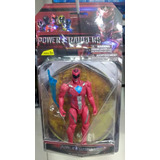 Muñeco Power Rangers X6 Unidades Articulados 14cm