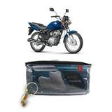 Capa Com Cadeado Honda Cg 125 Fan Esi/150 Fan Esi P(204)