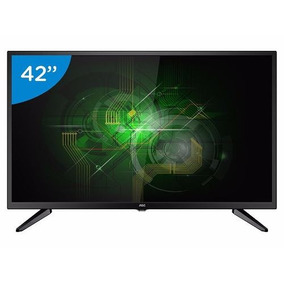 Tv Led 42 Aoc Full Hd Le42m1475 - 3 Hdmi 1 Usb