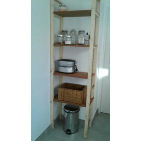 Estanteria cocina muebles de cocina en mercado libre - Estanterias de cocina ...