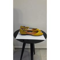 Sapatilha Sapato Peep Toe Sandalia Raphaella Booz Cod: 502