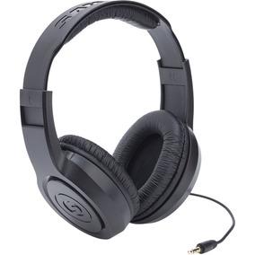 Auricular Profesional Samson Sr350 Uso Diario Cerrados