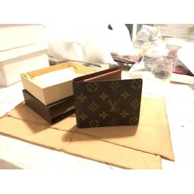 Louis Vuitton Cartera Caballero 100% Original