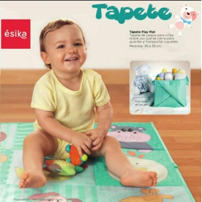Colcha Para Bebes - Alfombra - Tapete.
