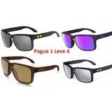 Oculos Holbrook Quadrado Masculino Polarizado Pague 1 Leve 4