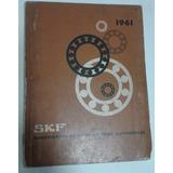 Libro- Catalogo N° 2380 -rodamiento,skf,1961-bat-22