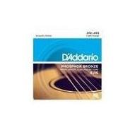 Encordado Guitarra Acustica Daddario Ej16 012 B. Fosforado