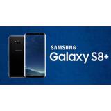 Samsung S8 Plus Común Y Dual Sim - Libres - Garantía.