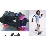 Patines Ajustable Flashing Rollers Con Luz Led Ruedas Zapato