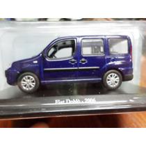 Hachette 1/43 Fiat Doblo 2006 Impecable