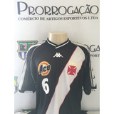 b4c02bacf139d Camisa Vasco Kappa Com 6 no Mercado Livre Brasil