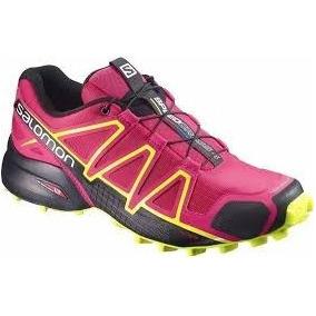Salomon Speedcross 4w Virtual Pink