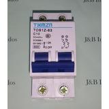 Disjuntor Dc Cc 10a 440v Bipolar Painel Solar Bateria Som