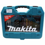 Kit Acessórios Brocas Soquete Bit Trena Makita P-90342 102pç