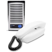 Kit Interfone Porteiro Eletrônico F8ntl Hdl
