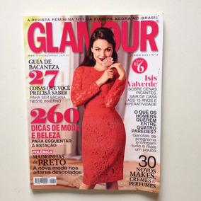 Revista Glamour Isis Valverde
