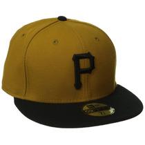 New Era Pittsburgh Pirates Mlb Gorra Ajustada