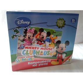 Rompecabezas 100 Piezas Disney Ronda
