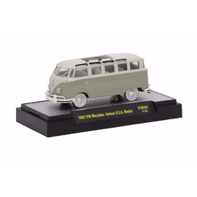 M2 Machines 1962 Vw Microbus Ruedas De Goma Solo Envios