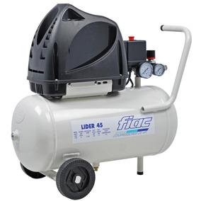 Compressor Odontológico 1,5 Hp 6 Pés 24l Sem Óleo 40710 Fiac
