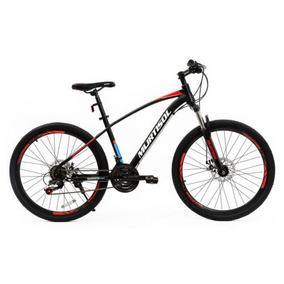 26 Bicicleta De Bicicleta De Montaña Con Marco De Acero 21