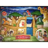 La Guardia Del León, Guarida Defendiendo Tierras Del Reino