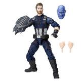 Avengers Legends: Figura De Captain America 6 Pulgadas
