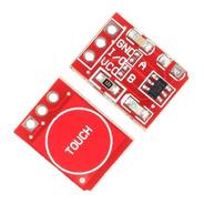 Modulo Sensor Capacitivo Touch Ttp223 | Icutech