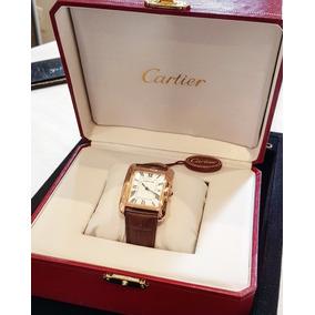 b80e45e799e Escada Santos Dumont Em Madeira - Relógios no Mercado Livre Brasil