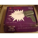 Pistola Soldador 100 W 110 V Marca Satelite Mod 76g