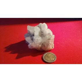Cuarzo Cristalizado En Drusa Natural, Mas Piedras De Regalo
