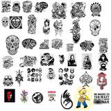 Mas De 100 Diseños De Playera- Vectores- Diseños Editables