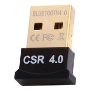 Adaptador Receptor Bluetooth 4.0 Usb Dongle Csr 3mbps Mg