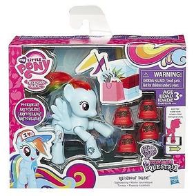 My Little Pony Rainbow Dash Paseo Turista Articulado Devoto