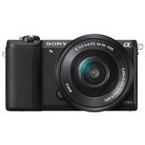 Cámara Sony Alpha A5100 Kit 16-50mm   Envío Gratis