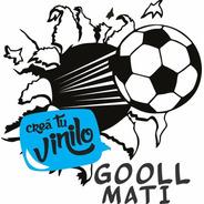 Vinilo Decorativo Gol, Pelota 60cm X 60cm Futbol Rompe Pared