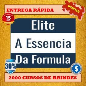 Essência Da Fórmula- Alex Vargas+ 2000 Brindes