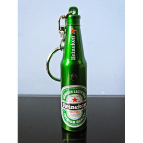 Chaveiro Lanterna Cerveja Heineken Original Rock In Rio