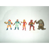 Mini Thundercats Escamoso Lion O Cheetara Tygra Original 80