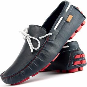 Sapato Drive Masculino Mocassim Dockside Confortavel Leve